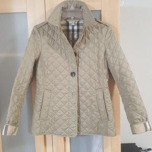 Burberry Jackets & Coats - Burberry Brit ASHURST quilted jacket S